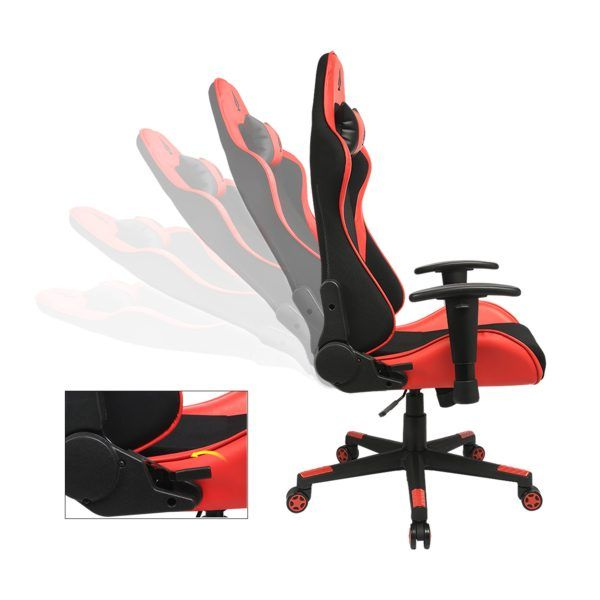Silla gaming Furious reclinable