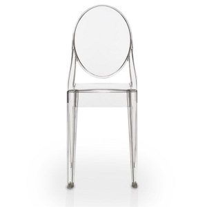 Silla Miracle transparente